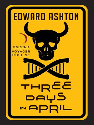 cover image of Three Days in April