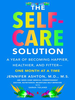 cover image of The Self-Care Solution
