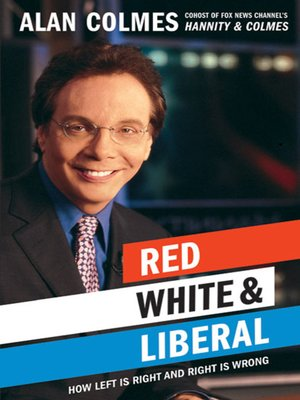 cover image of Red, White & Liberal