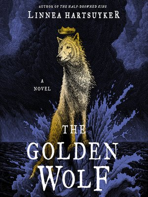 cover image of The Golden Wolf