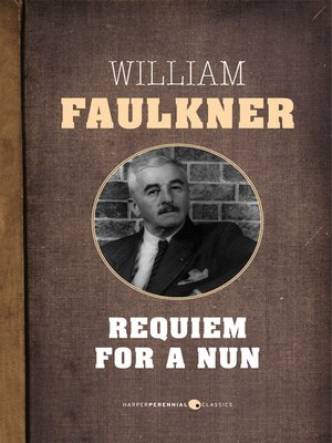 cover image of Requiem for a Nun
