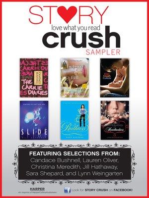 cover image of Story Crush Teen Sampler