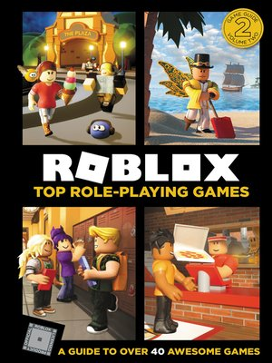 cover image of Roblox Top Role-Playing Games