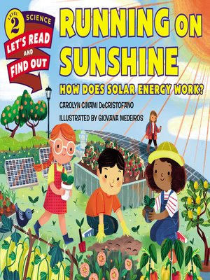cover image of Running on Sunshine