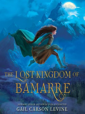 cover image of The Lost Kingdom of Bamarre