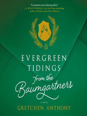 cover image of Evergreen Tidings from the Baumgartners