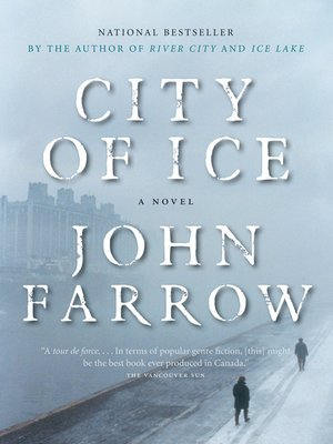 cover image of City of Ice