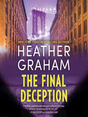 cover image of The Final Deception