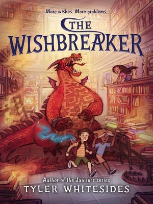 cover image of The Wishbreaker