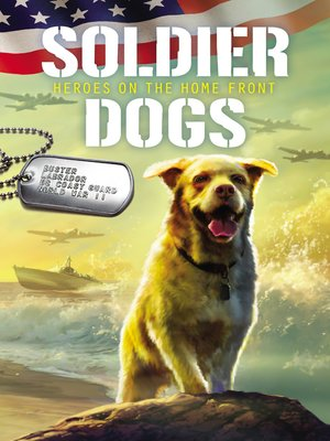 cover image of Soldier Dogs #6