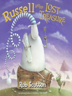 cover image of Russell and the Lost Treasure