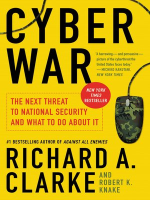 cover image of Cyber War
