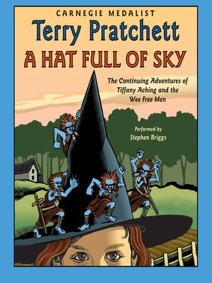 cover image of A Hat Full of Sky