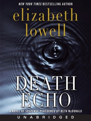 cover image of Death Echo