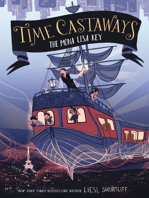 cover image of Time Castaways #1