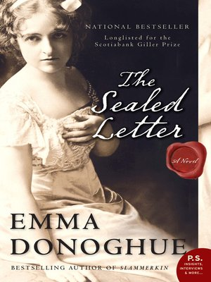 cover image of The Sealed Letter