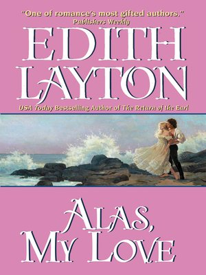 cover image of Alas, My Love