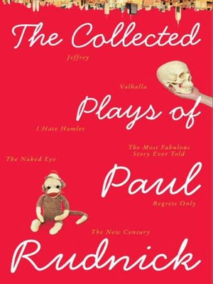 cover image of The Collected Plays of Paul Rudnick