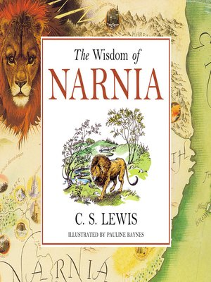 cover image of The Wisdom of Narnia
