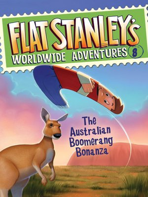 cover image of The Australian Boomerang Bonanza