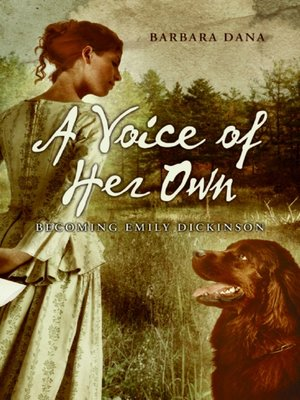 cover image of A Voice of Her Own