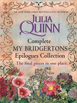 cover image of Complete My Bridgertons Epilogue Collection