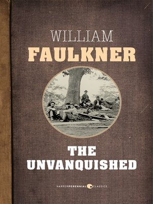 cover image of The Unvanquished