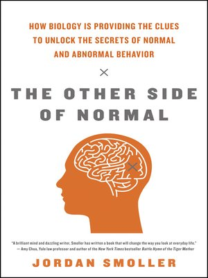 cover image of The Other Side of Normal