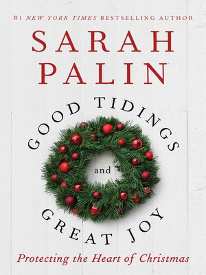 cover image of Good Tidings and Great Joy
