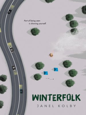 cover image of Winterfolk