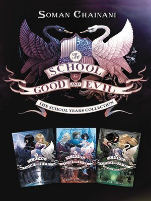 cover image of The School for Good and Evil Series Collection