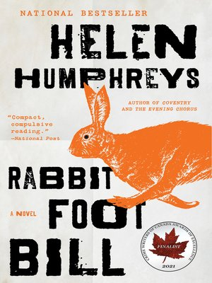 cover image of Rabbit Foot Bill