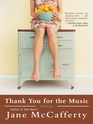 cover image of Thank You for the Music