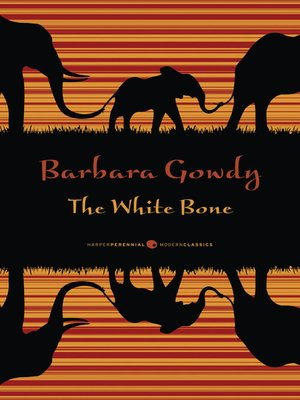 cover image of The White Bone