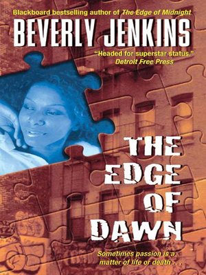 cover image of The Edge of Dawn