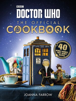 cover image of Doctor Who: The Official Cookbook