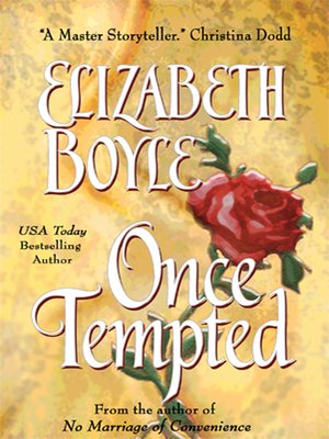 cover image of Once Tempted