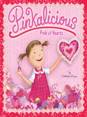 cover image of Pink of Hearts