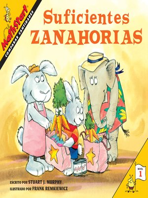 cover image of Suficientes zanahorias (Just Enough Carrots)