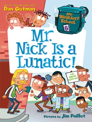 cover image of Mr. Nick Is a Lunatic!