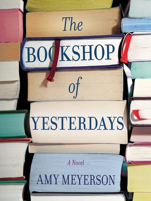 cover image of The Bookshop of Yesterdays