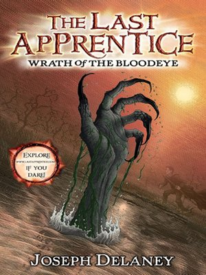 cover image of Wrath of the Bloodeye