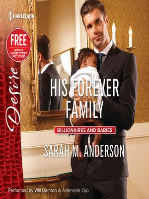 cover image of His Forever Family