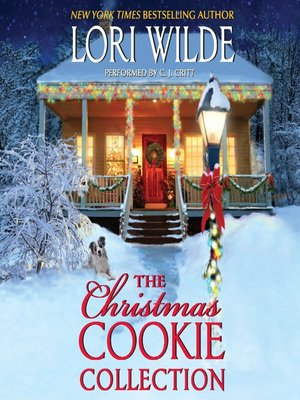 cover image of The Christmas Cookie Collection