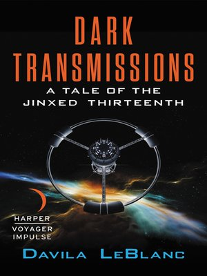 cover image of Dark Transmissions