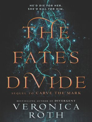 cover image of The Fates Divide