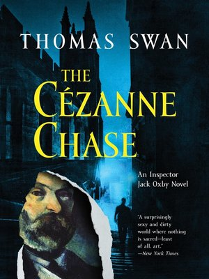 cover image of The Cézanne Chase