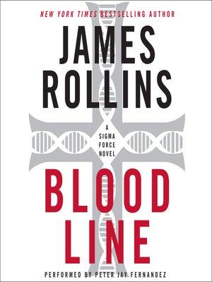 james rollins bloodline ebook