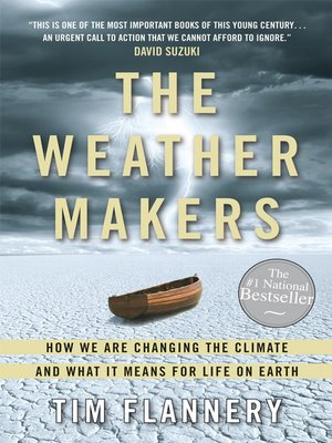 cover image of The Weather Makers