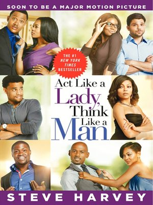 cover image of Act Like a Lady, Think Like a Man